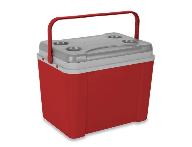 Caixa Térmica 34L - Vermelha 1 Cor 1151.02-077