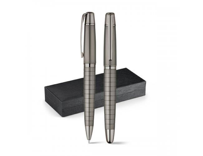 Conjunto Caneta Metal Roller e Esferográfica 51836-004