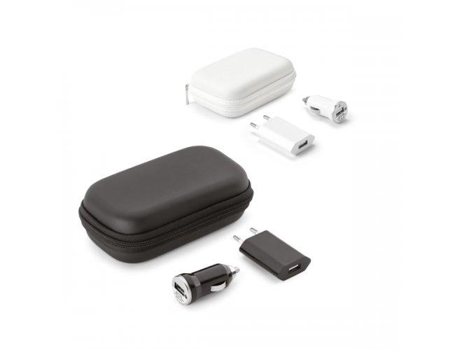 Kit de Carregadores USB 57326-004