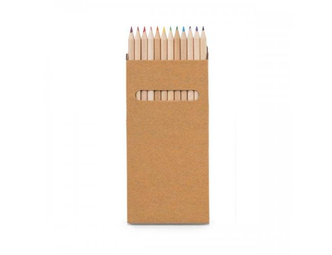 Caixa de Cartão - 12 Lápis de Cor 91746-004