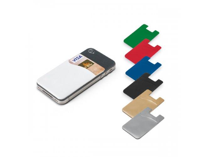 Adesivo Porta Cartões PVC para Smartphone 93264-004