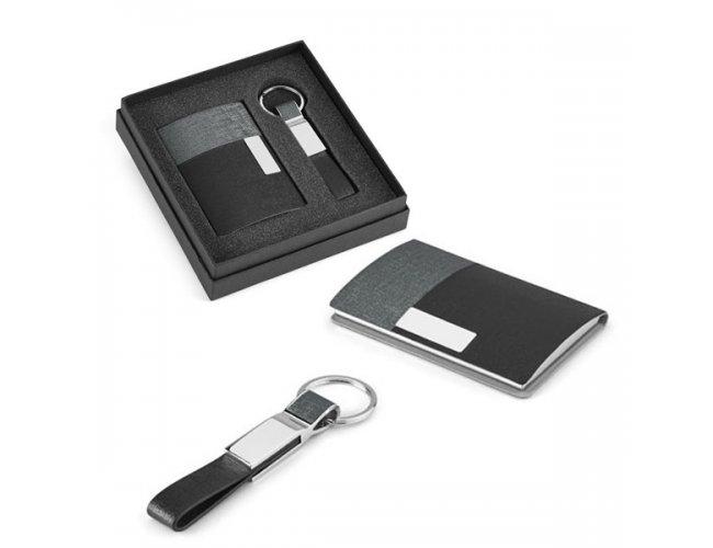 Kit de porta Cartões e Chaveiro 93314-004