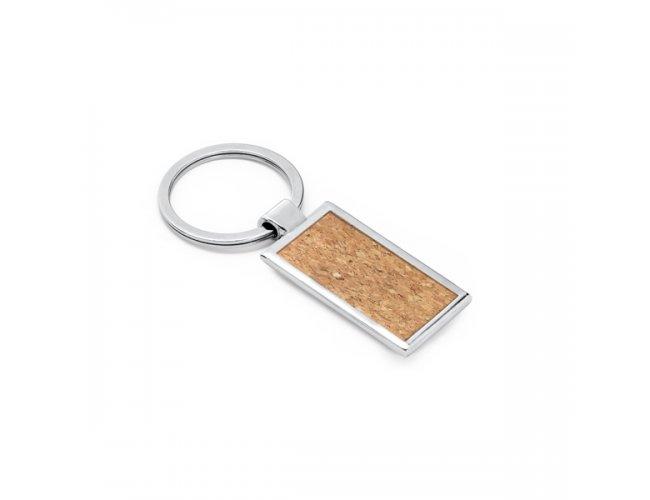 Chaveiro Metal e Cortiça 93371-004
