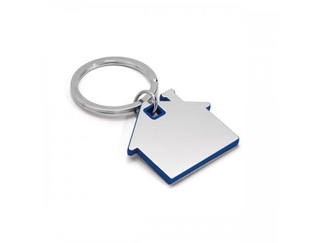 Chaveiro Casa Metal e ABS 93392-004