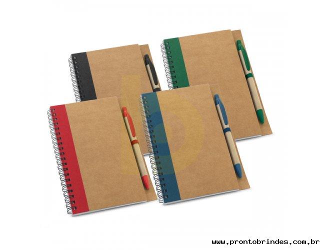 Caderno com Caneta 93715-004