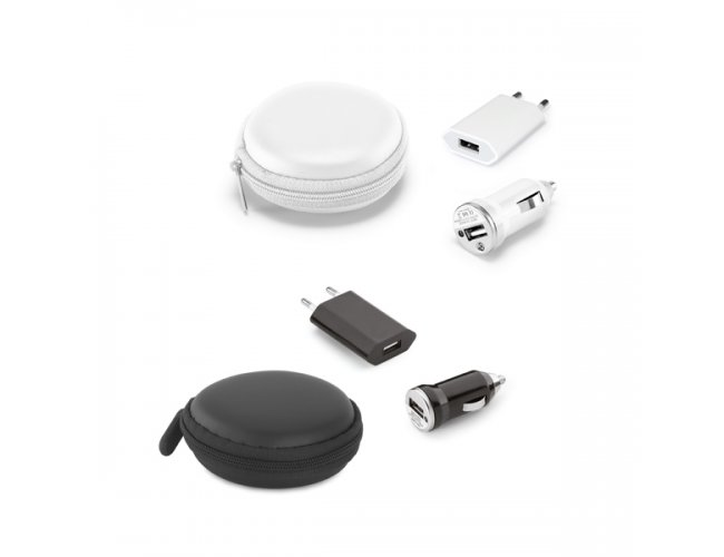 Kit de Carregadores USB 97312-004