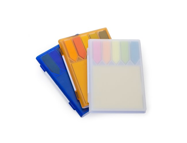 Bloco de Anotações com Post-it 12538-001