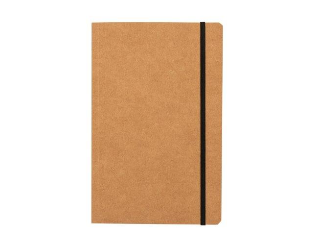 Caderneta tipo Moleskine Quadriculado 03013Q-001