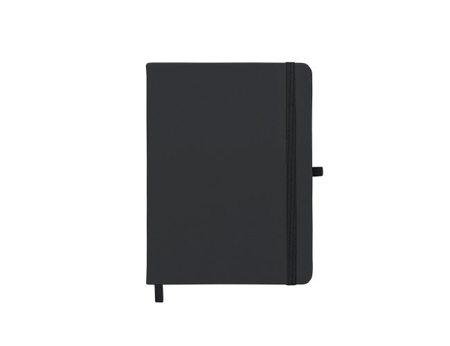 Caderneta tipo Moleskine com Porta Caneta 14429P-001