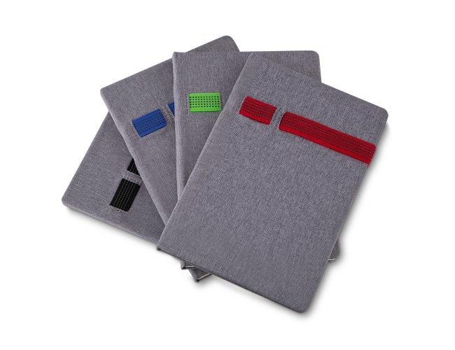 Caderneta Capa Tecido CAD120-005