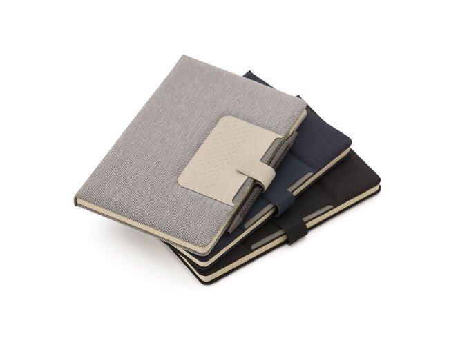 Caderno com Porta Caneta 14317-001