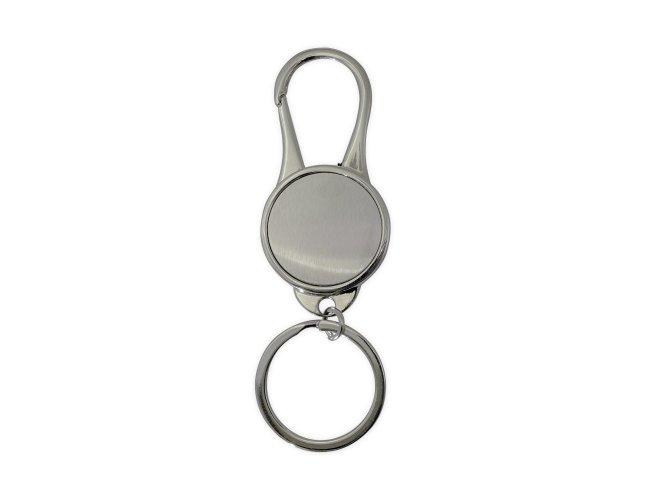 Chaveiro Mosquetão de Metal 12194-001