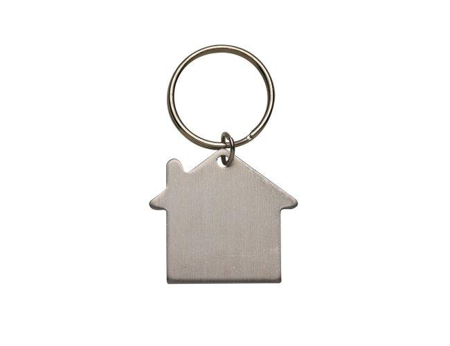 Chaveiro Plaquinha Formato Casa 00200-001