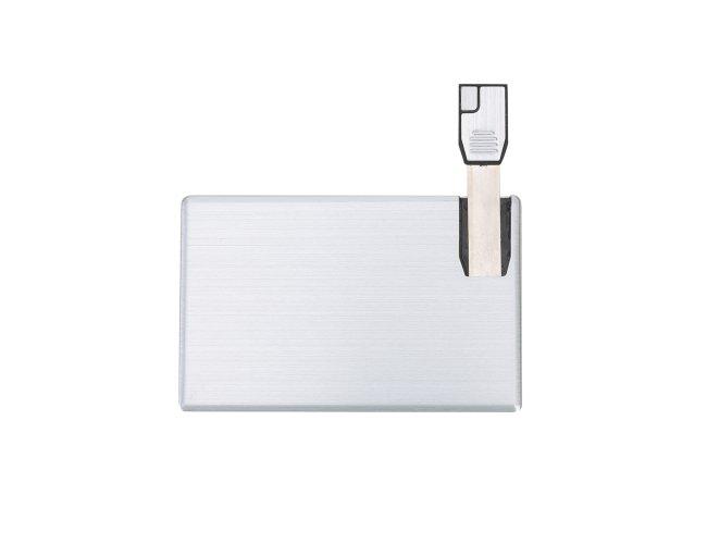 Pen Card 4GB Alumínio 51-4GB-001