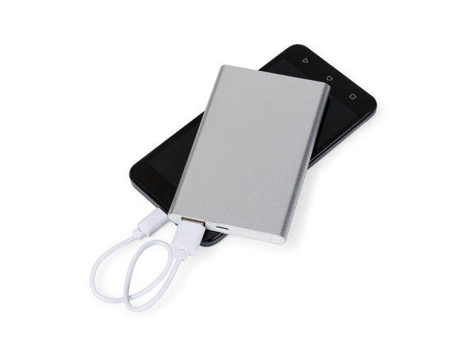 Power Bank Metal com Indicador Led 2012-001