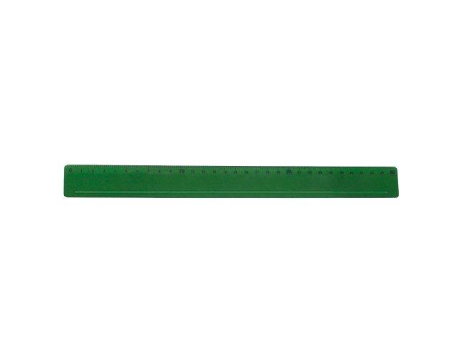 Régua Plástica PET 30cm 13763PET-001